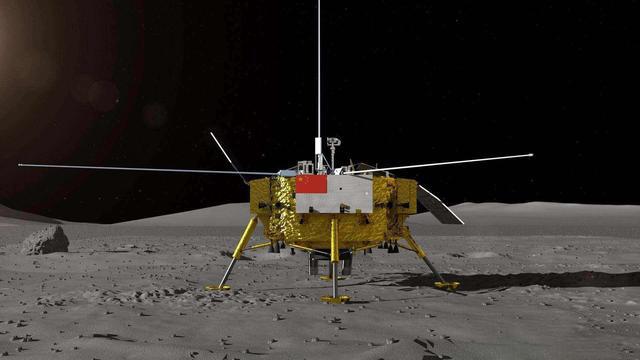 瑞凯三综合试验箱祝贺嫦娥五号成功落月,我国航天技术取得重大突破