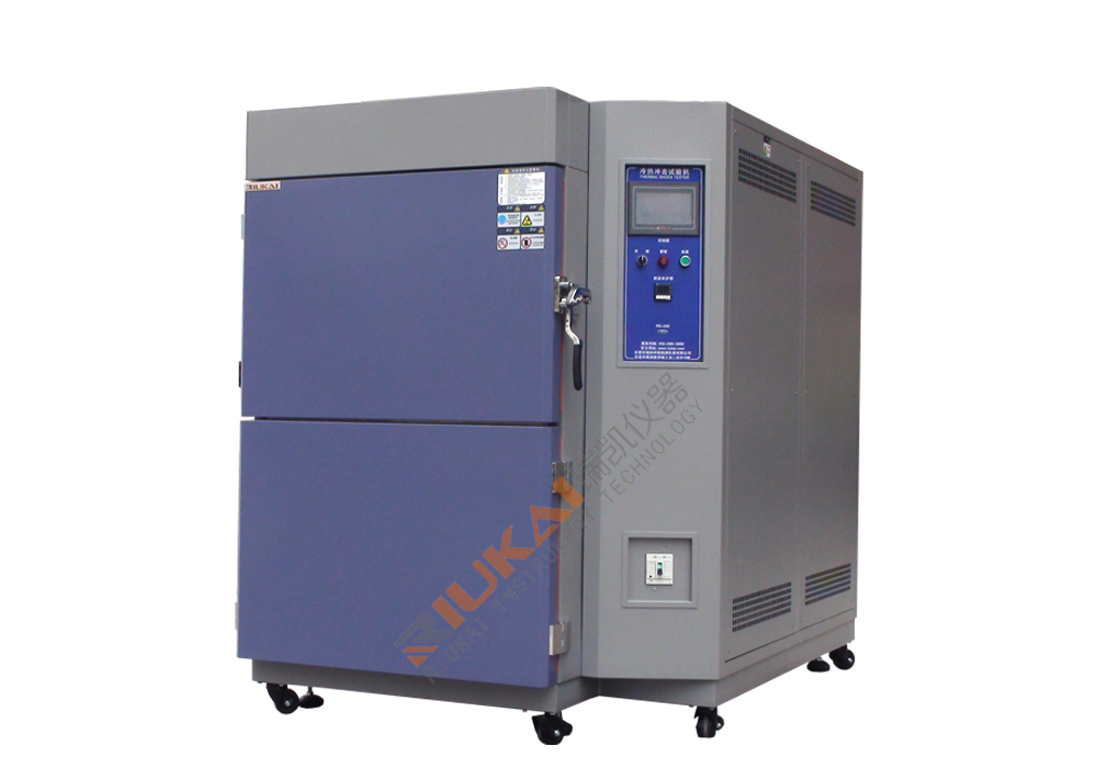 如何正确使用冷热冲击试验箱?