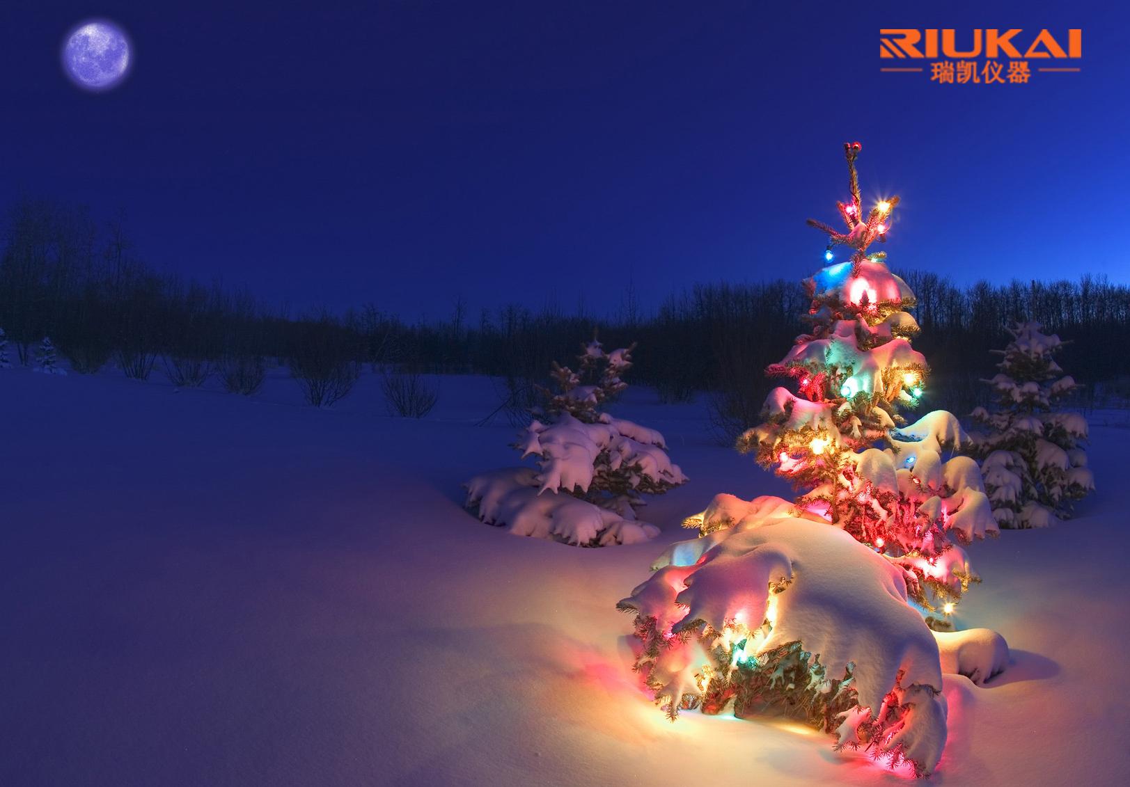 圣诞快乐 瑞凯科技