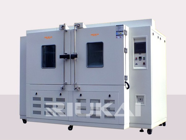 水平式冷热冲击试验箱
