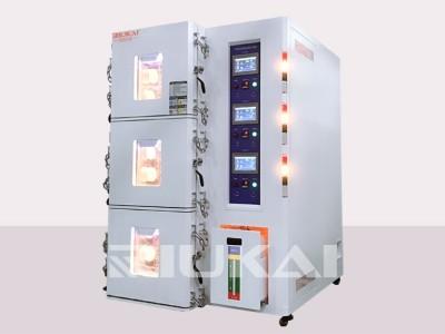 三层式独立控温试验箱